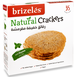 Brizeles Thyme - Gluten Free 120g
