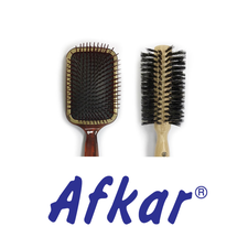 AFKAR - HAIR BRUSHES