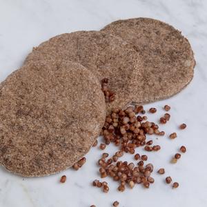 Yemen Red corn Indian chapati bread 2pieces