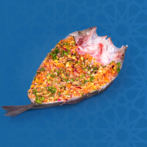 Seabass - Aldanah Marinated