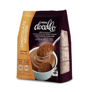 NESTLE Docello Choc Mousse 500g