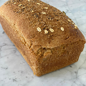 The 7 grains seeds sourdough toast (1 piece)