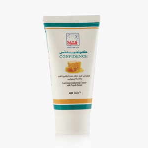 CONFIDENCE FOOT CREAM ANTIBACTERIAL CLEANSER 60 ML