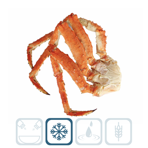 King Crab Legs - 1.050 kg
