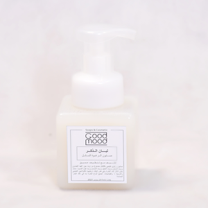 Frankincense Liquid Soap Foam