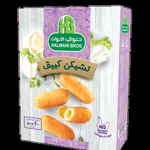Halawani Chicken Kiev 400g