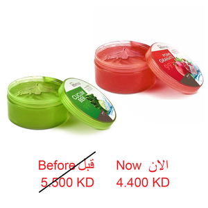 CUCUMBER+POMEGRANATE SOOTHING GET 2 PCS