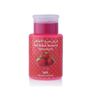 NAIL POLISH REMOVER STRAWBERRY 150 ML