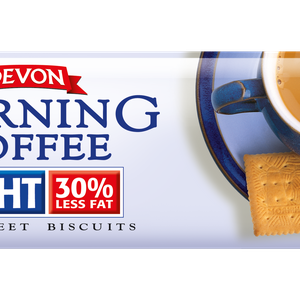 Devon Light Coffee Biscuit 150g