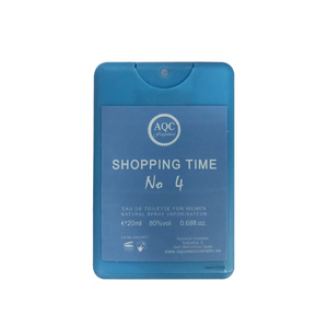 SHOPPING TIME NO.4 POCKET EDT 20 ML 56004
