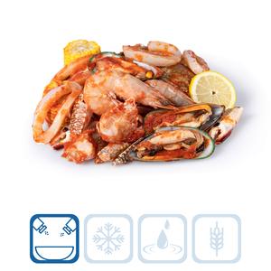 Paprika Mixed Seafood