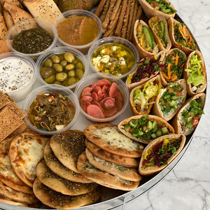 Eid tray with 7 bowls