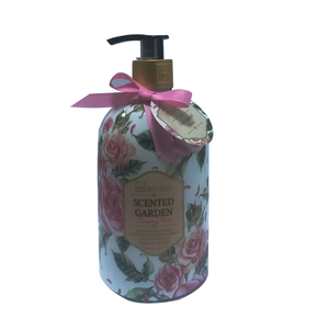 SCENT.GARDEN LUXURY LOTION ROSE 40194