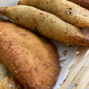 Almond flour Samosa (keto-Diet)