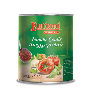 BUITONI Tomato Coulis Can 3kg