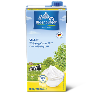 Oldenburger Shani Whipping Cream
