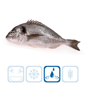 Sea Bream  400/600g