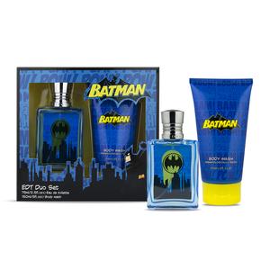 BATMAN SET(EDT+SH.GEL) 3898
