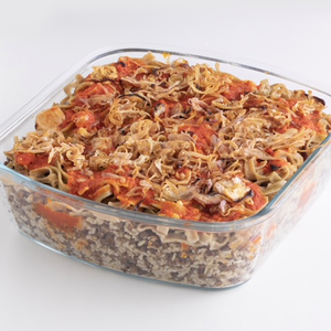 Koshary with sprouted lentils - Large