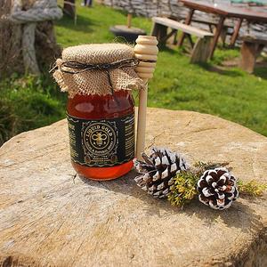 Pure Pine honey  460 gm