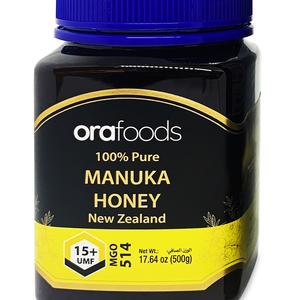 Manuka Honey ORA+15
