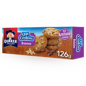 Quaker Cookies Raisin