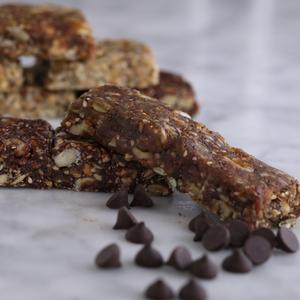 Gluten-Free Dark Chocolate Protein Bars  (10 PCS)