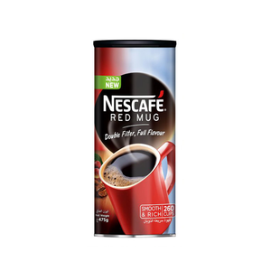 NESCAFE RED MUG Tin  475g