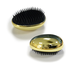 HAIR BRUSH WITH PET BOX GOLD AFK-201