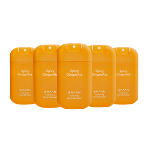 5 Pack Spicy GingerAle 30 ml