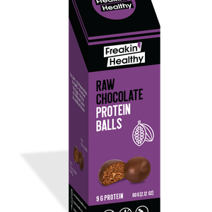 Freakin Healthy Raw Chocolate Protein Ball 60g